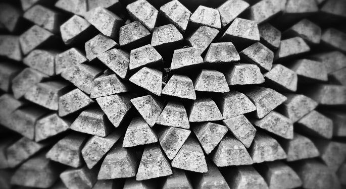 Silver Miners ETF Is Trying To Shine