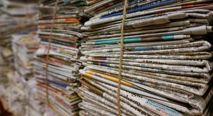 'Trump Bump' Continues In Media In Spite Of Presidential Criticism