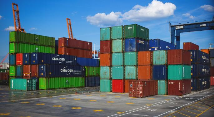 Ocean Freight Rates Now Pointing Downward After November Rise