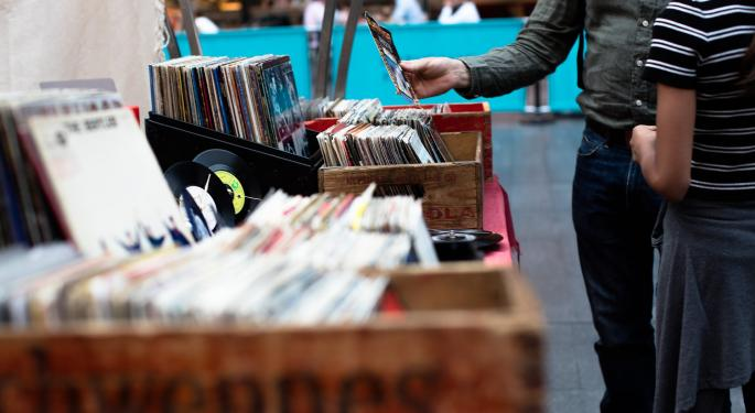 5 Most Expensive Vinyl Records Ever Sold