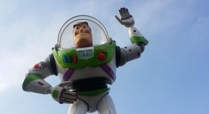 Mattel Shares Fall Amid Tariff Concerns