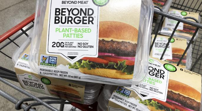 Why Beyond Meat Could Be Primed For A Short Squeeze
