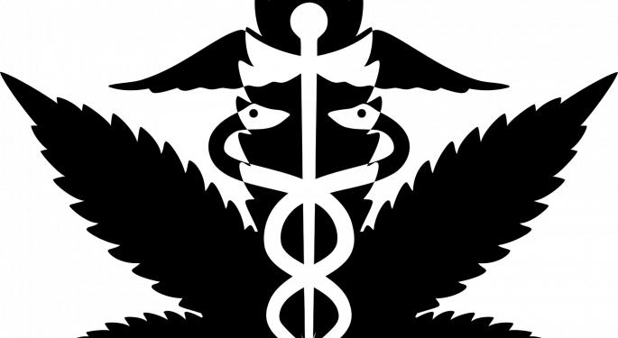 Medical Marijuana Gets Big Push Into The Traditional Medical Community