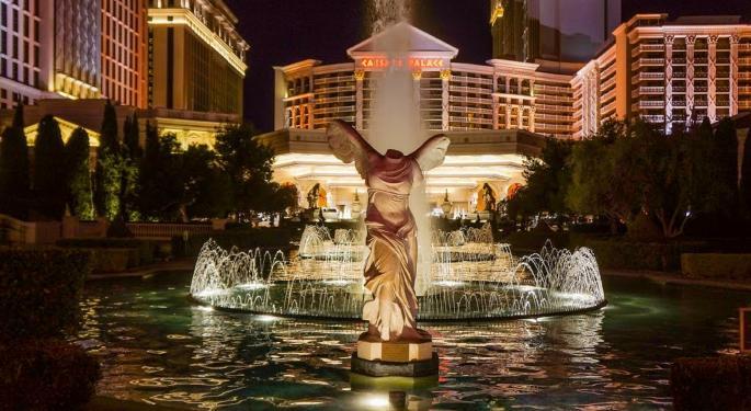 Caesars Entertainment Locks In NFL's First Casino Sponsorship