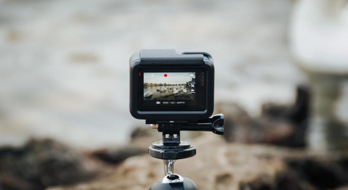 GoPro Might Be Looking To Sell Itself