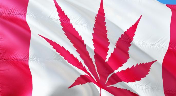 Canada Gets World's First Inverse, Leveraged Cannabis ETFs