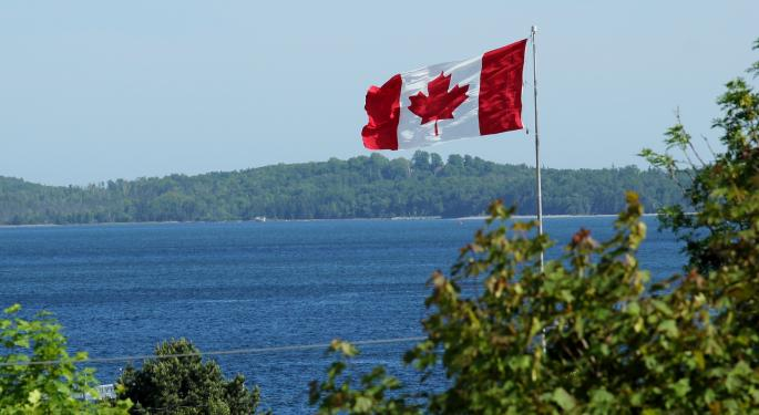Exports Boost Canada's Economy