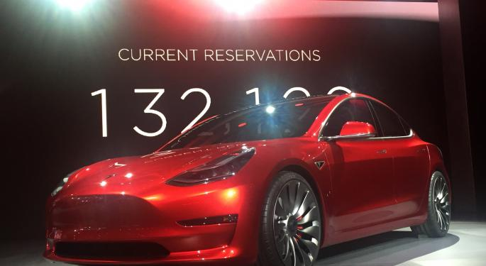 Understanding Tesla's Need For Fresh Funding As Model 3 Launch Approaches
