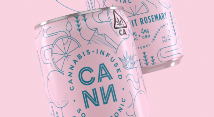 Cannabis-Infused Social Tonic Brand Cann Completes $5M Funding Round