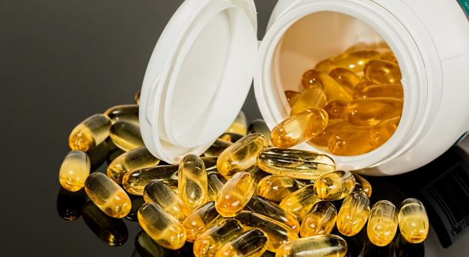 Amarin's Cardiovascular Fish Oil Pill May Hit Market Sooner: FDA Accords Priority Review Designation