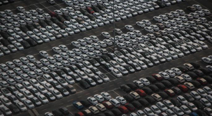 Truck, Van Demand Drive November Auto Sales