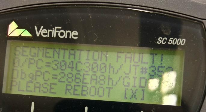 Why Some Are Expecting Another Guidance Cut From VeriFone