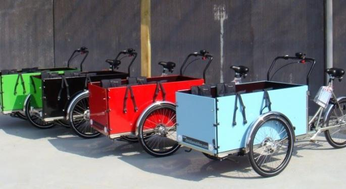 UK Government's £2 Million Fund Focuses On Increasing Electric Cargo Bikes On Streets