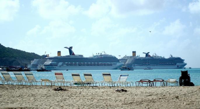 Carnival Cruise Ditches Coca-Cola For PepsiCo