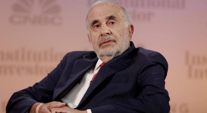 Cheniere Energy Spikes After Carl Icahn Goes Long