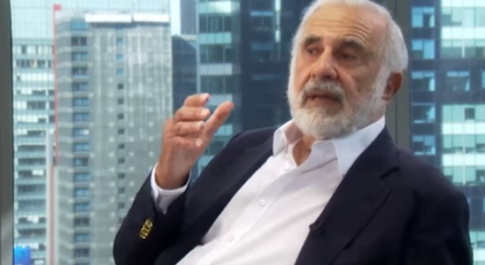The Model Works: Carl Icahn On Why He's Buying Herbalife Shares