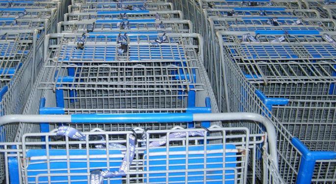 4 Ways To Play Wal-Mart's Historic Crash