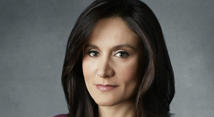 A Chat With CNBC's Ever-Active Polymath Michelle Caruso-Cabrera