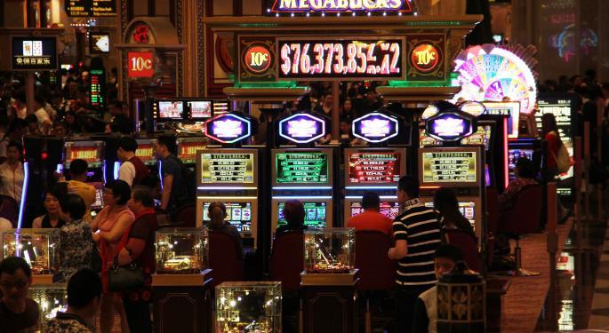 Casino Stocks Rip As China's Macau Territory Has Highest Monthly Revenue In 4 Years