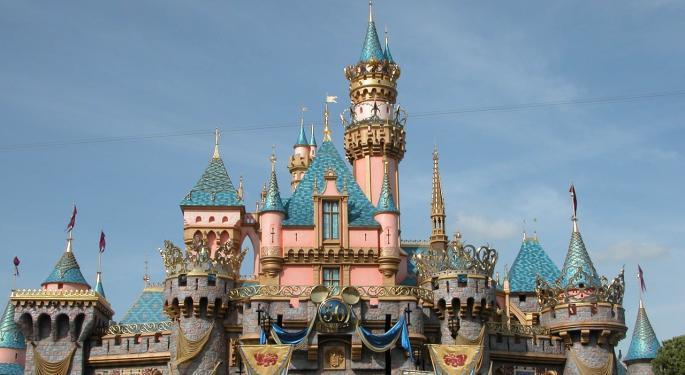 Disney Investors Should Be Encouraged By Shanghai Disneyland, Media Networks