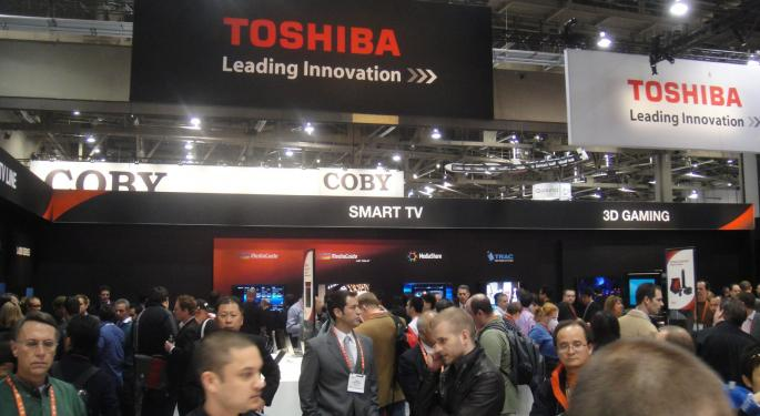 Toshiba Demise Could Help NAND Chip Competitors Close Gap With Samsung