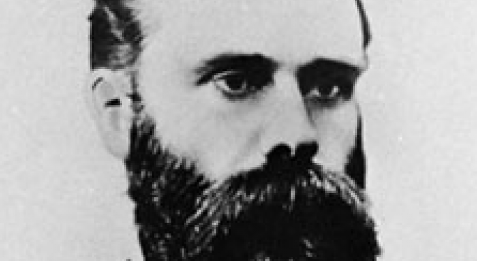 This Day In Market History: Charles Dow's First Stock Index