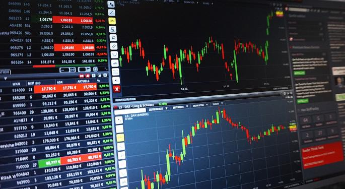 Schwab Ends Commissions, Brokerage Stocks Tank