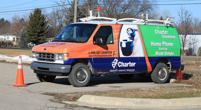 Wunderlich Boosts Target On Charter Communications By $50 To $330