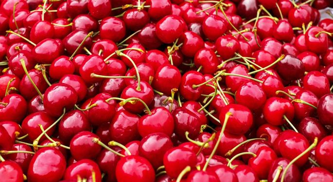Storms Damage California Cherry Crops Just Before Peak Holiday Demand
