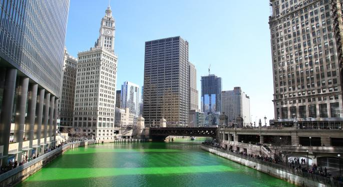 The Cannabis Capital Conference Is Going To The Windy City: Here's What To Do While You're There
