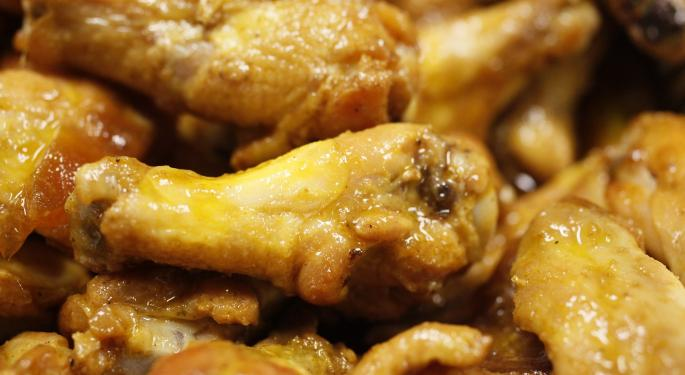 Stifel To Wingstop Investors: 'Get Ready To Wing It'