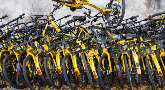 Electric Bike-Sharing Companies Need To Look At The Chinese Bike Debacle Before Aggressive Expansion