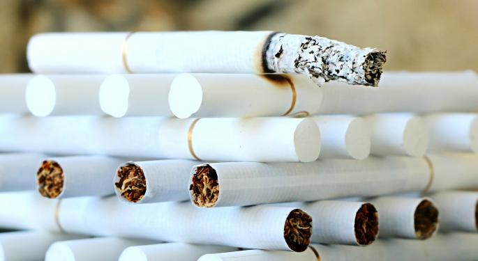 Bernstein Initiates On Tobacco Stocks: Philip Morris 'Leads The Way In The New Nicotine World'