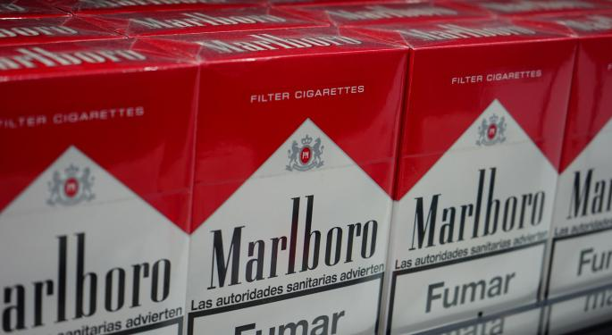 Marlboro Maker Altria Takes 45% Stake In Cronos Group