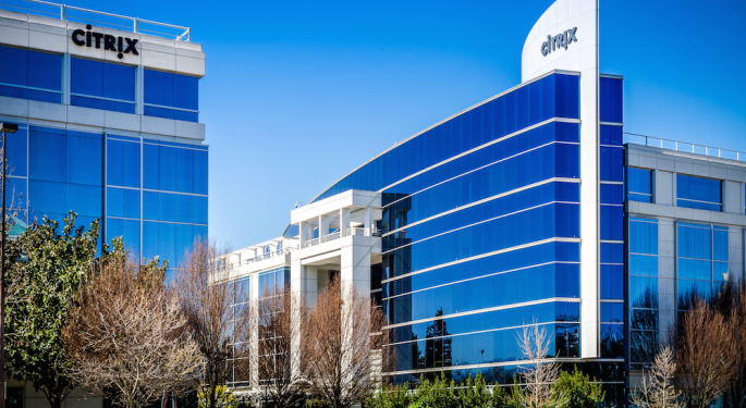 Citrix Added to Goldman Sachs' Conviction List Ahead Of Analyst Day