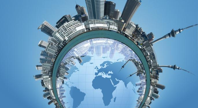 A Global Real Estate ETF With Currency Protection