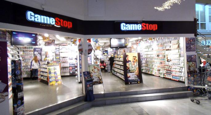 GameStop Sees Purchase Intent For Nintendo's Switch, Microsoft's Scorpio At Or Above PS4 Levels