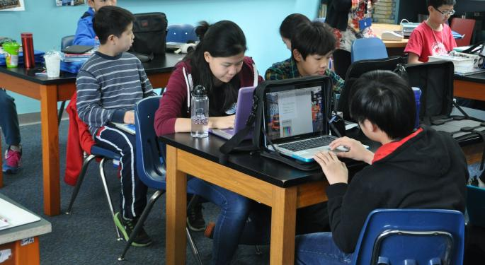 China Online Education In A 'Sweet Spot,' Says Morgan Stanley