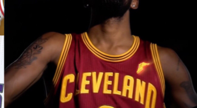 NBA Jersey Sponsorships Keep Coming: Cavaliers Sign Deal With Akron's Own Goodyear Tire