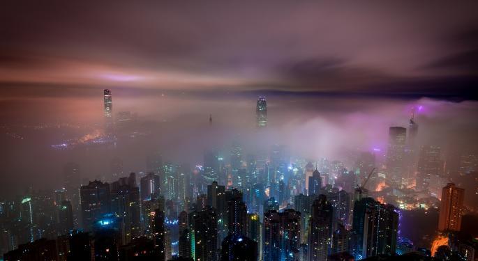 Hong Kong's First Quarter 2019 Box Volumes Plummet