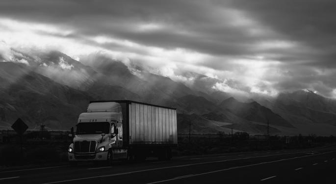 Producer Price Data Shows Surging Trucking, Transportation Rates