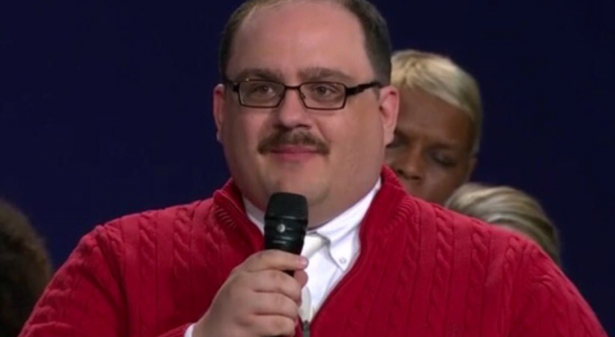 Ken Bone's Red Sweater Already Sold Out