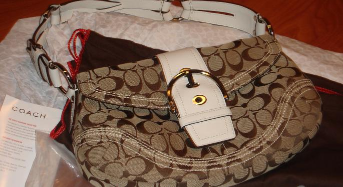 Coach Has This Turnaround In The Bag; Analyst Predicts Stock To Outperform