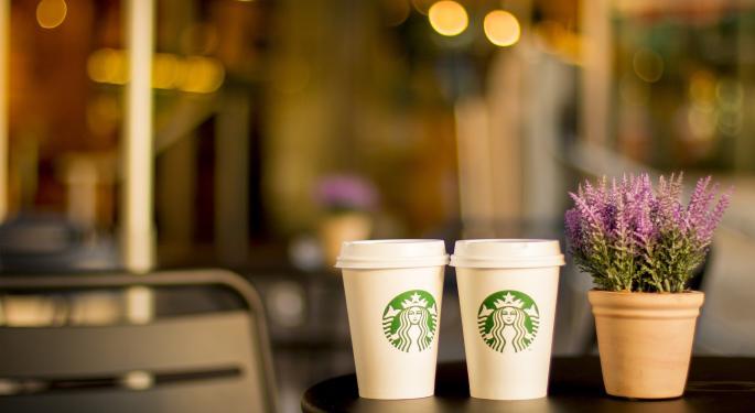 Starbucks To Crush McDonald's This Year?