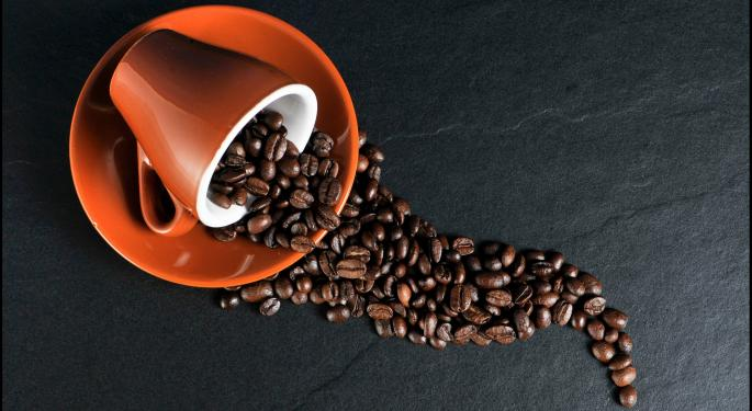 Coffee Prices 50% Off Peak Made In 2011 And Mid-'90s; What's It Mean For Coffee Retailers?