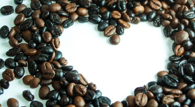 Starbucks Investors Rejoice: Global Demand For Coffee At Historical High Levels