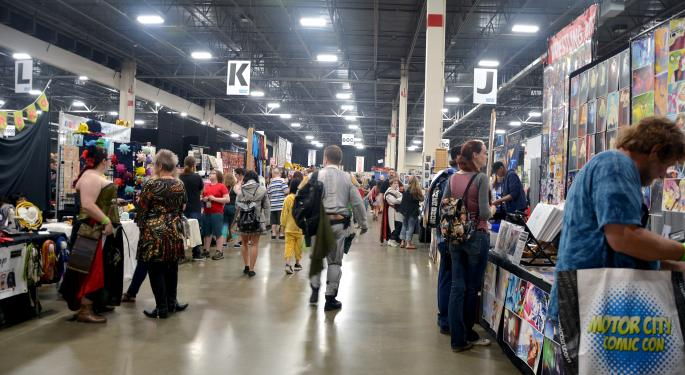 The 5 Coolest Things We Saw At The 2018 Motor City Comic Con