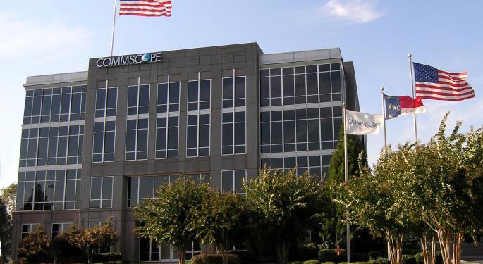 CommScope Confirms $7.4B Acquisition Of Arris