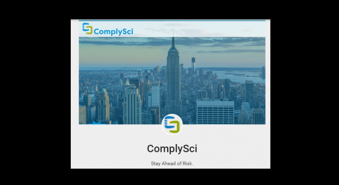 ComplySci Delivers Innovative Risk Management And Compliance Solution