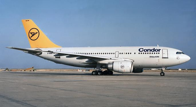 EC Approves Bridging Loan For Collapsed Thomas Cook Subsidiary Condor